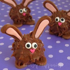 lapin chocolat